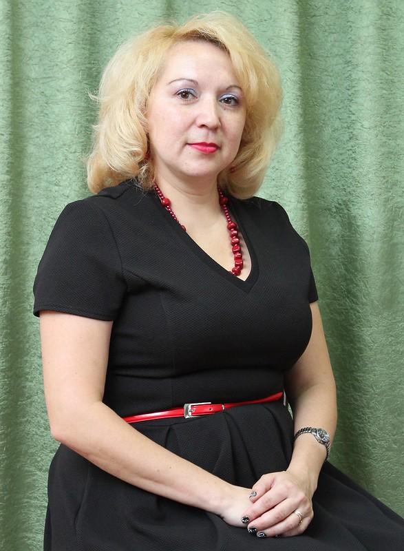 Наталья Сергеевна Никитина