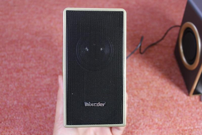 PCスピーカー Mixcder MSH169 レビュー (17)