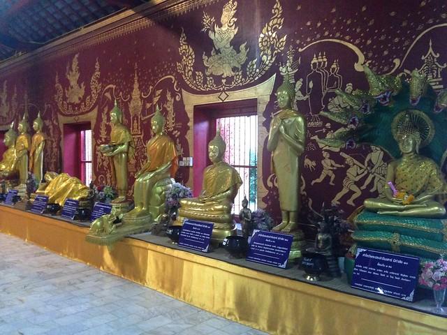 Chiang Mai: Wat Chiang Man