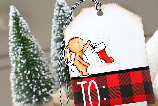 25 days of Christmas Tags (with Neat and Tangled)