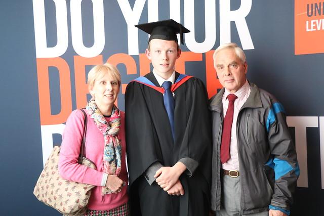 University Level Graduation 2017