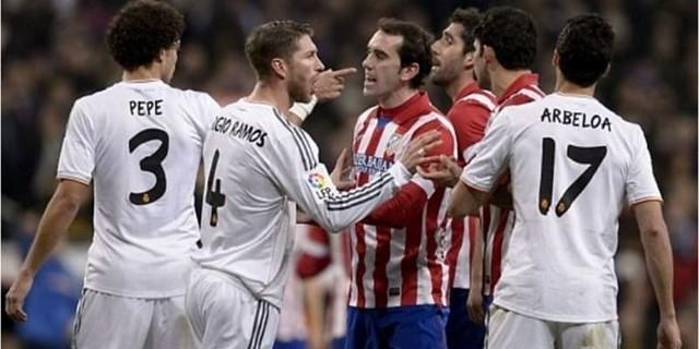Real Madrid Tanpa 2 Pemain Ini Kontra Atletico