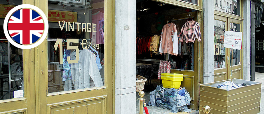 Vintage shopping in Brussels | Mooistestedentrips.nl