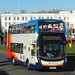 Stagecoach 15324 YN67YKH Paignton seafront 8 November 2017