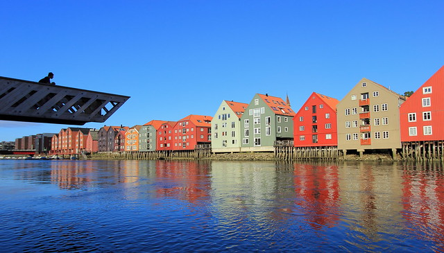 Putting Trondheim into Perspective