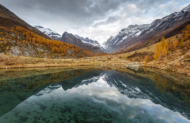 Alpine Mirror