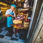 Butcher in Rome - https://www.flickr.com/people/150409072@N04/