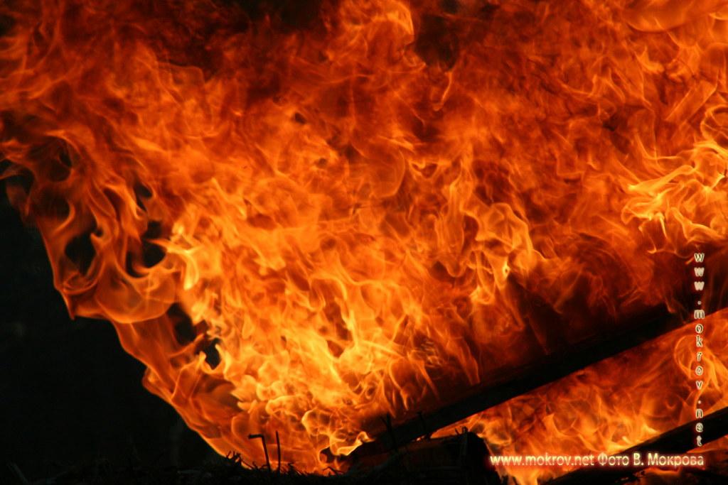 Мистика огня фото