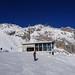 Horní stanice LD Sonnenkar, v pozadí vrchol Zugspitze