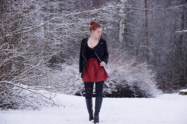 Päivän Asu Tyylibloggaaja fashionblogger Finland