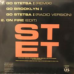 STETSASONIC:GO STETSA I(JACKET B)