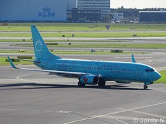 D-ASXO SunExpress Germany Boeing 737-8HX/W