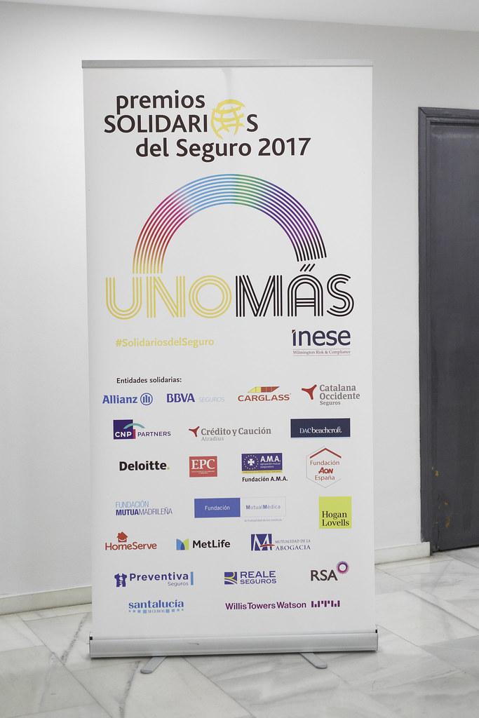 Premios Solidarios del Seguro 2017