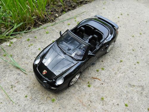 Porche 911 Turbo Cabriolet - Motor Max5