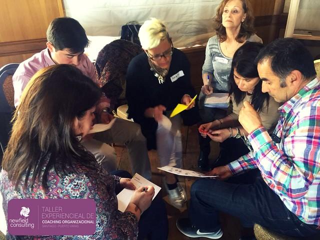 Taller  experiencial Coaching organizacional