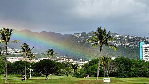 Waikiki rainbow best