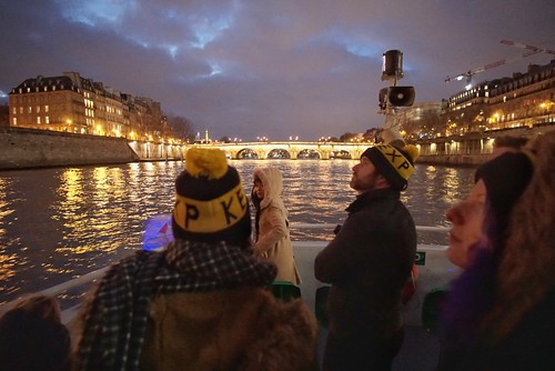 KEXP Hats on the Seine