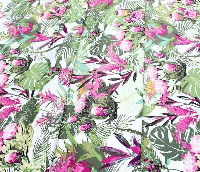 Art Gallery Fabrics Esoterra Tropicalia Light