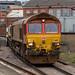 Class 66 66117 DB Cargo & DRK ZOA Kirow KRC250UK Diesel 25 Tonne Crane 81601_C060020