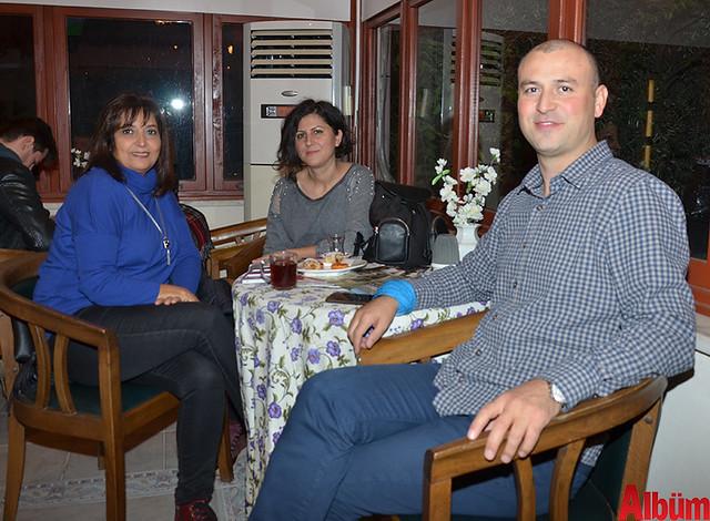 Sevtap Maltaş, Hanife Ersoy, İbrahim Cari