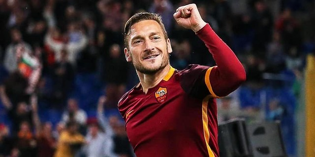 Francesco Totti Wanti Wanti Untuk Tidak Meremehkan Shakhtar Donetsk