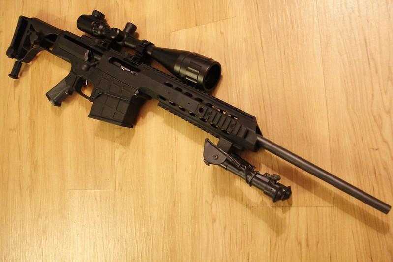 22lr Barrett M98b Clone Project Ar15com