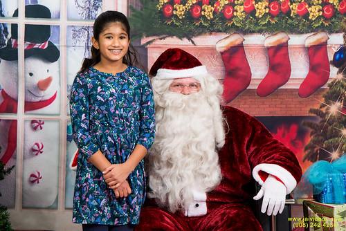 Santa at Teecs-86