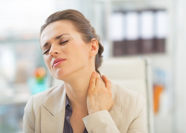 Come to our Office for Fast Neck Pain Relief
