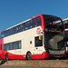 Stagecoach 15306 YN67YJO Paignton seafront 8 November 2017
