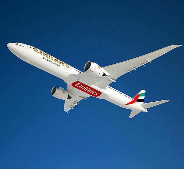 Emirates B777-9X (Boeing)