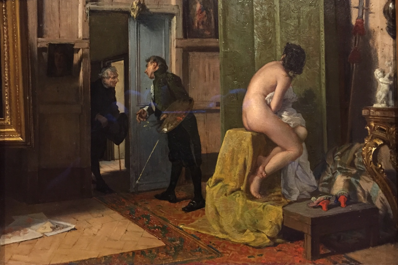 Eduardo Zamacois (Es. 1841-1871)The Wrong Moment (1868)