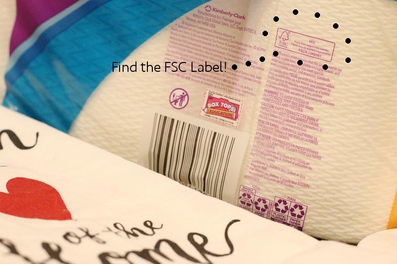 kimberly-clark-viva-paper-towels-fsc-label-1