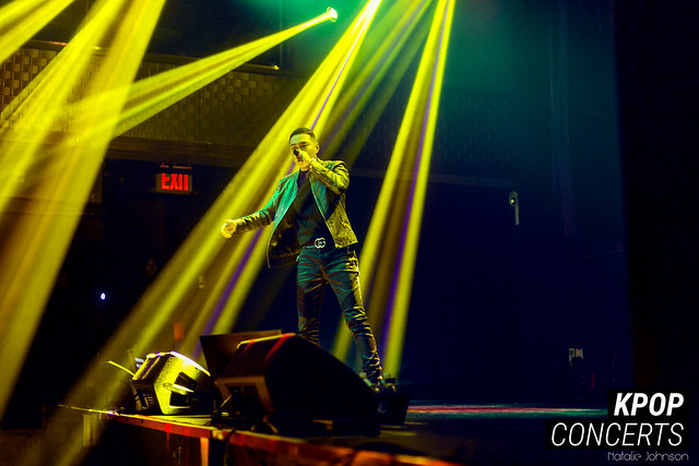 BewhY First US Tour 'The Blind Star' - New York City