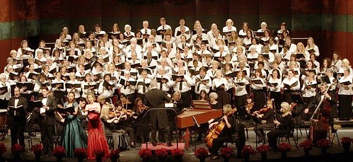 Handel's MESSIAH in its 45th Annual FREE Concert