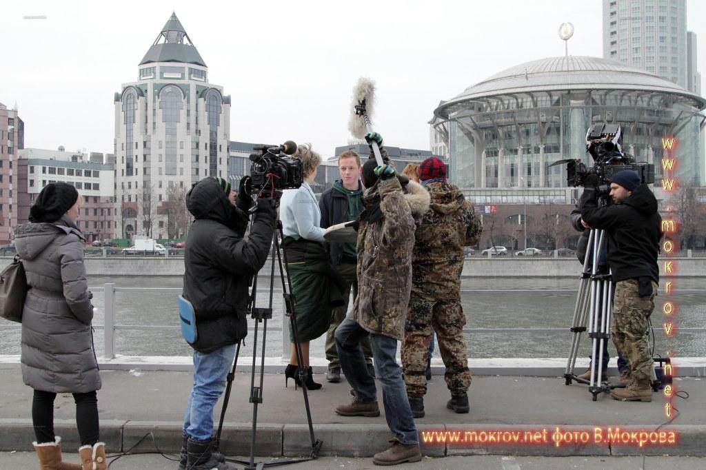 На съемках Телесериал «Меч. Сезон второй.» фотопейзажи
