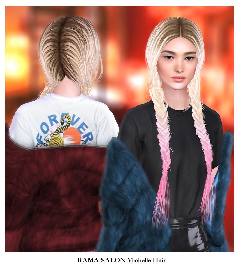 RAMA.SALON – Michelle Hair
