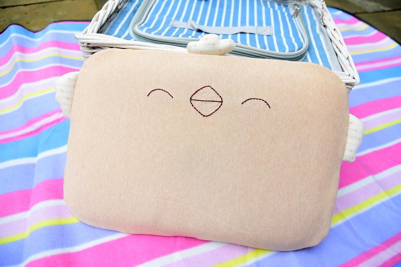 頭型枕mimos頭型枕cani嬰兒顧頭型枕頭防扁頭嬰兒枕cani枕頭cani air wave枕頭價格 (1)