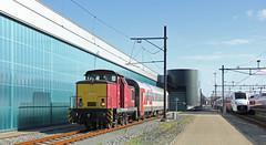 EETC locomotief 501 op de 'Meer'.