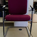 Meeting chair pink E50