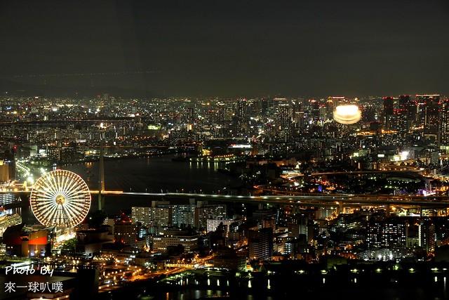 大阪府咲洲行政大樓展望台52