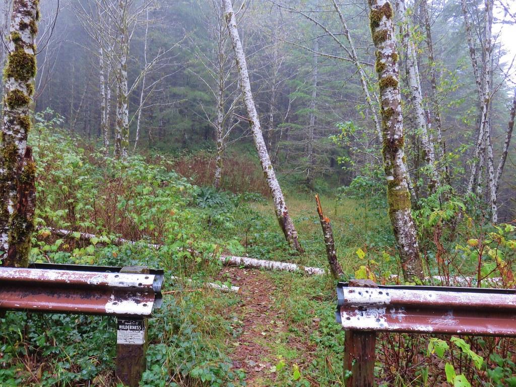 Upper Cummins Ridge Trailhead