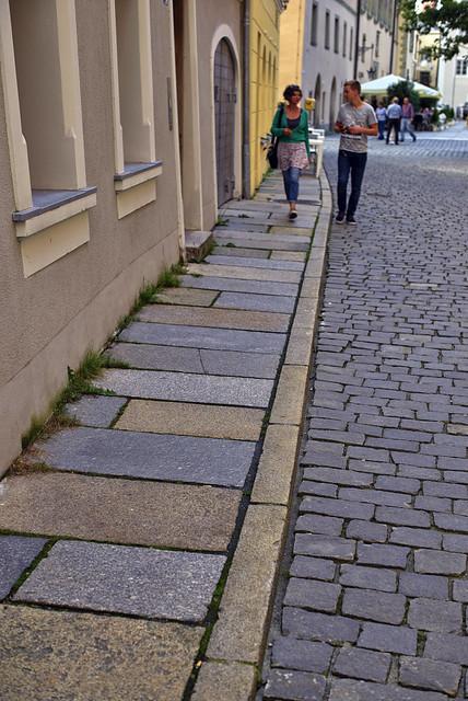 Passauer Pflasterplatten