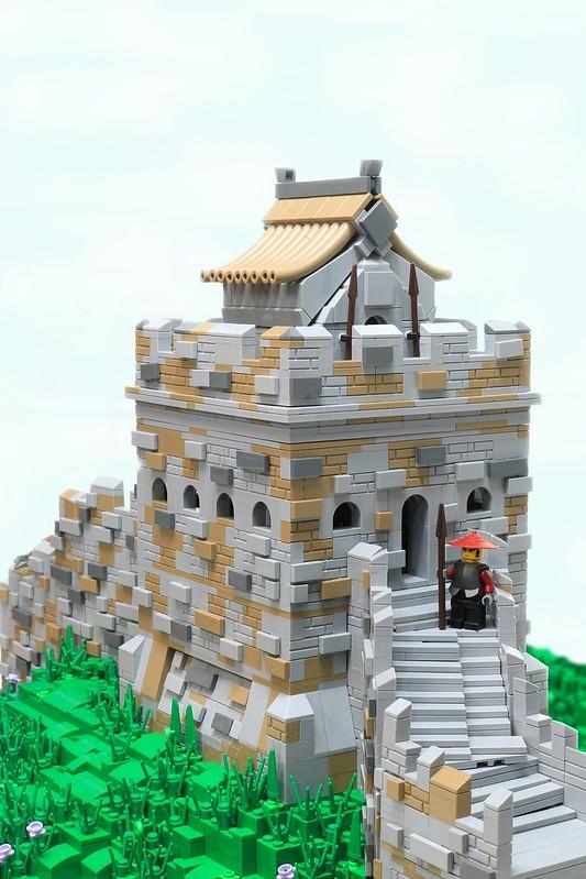 The Great Wall - Grande Muraille de Chine