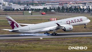 Qatar A350-941 msn 132