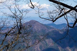 武甲山、大霧山、丸山