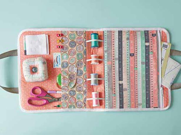 Sewing Tool Kit Case