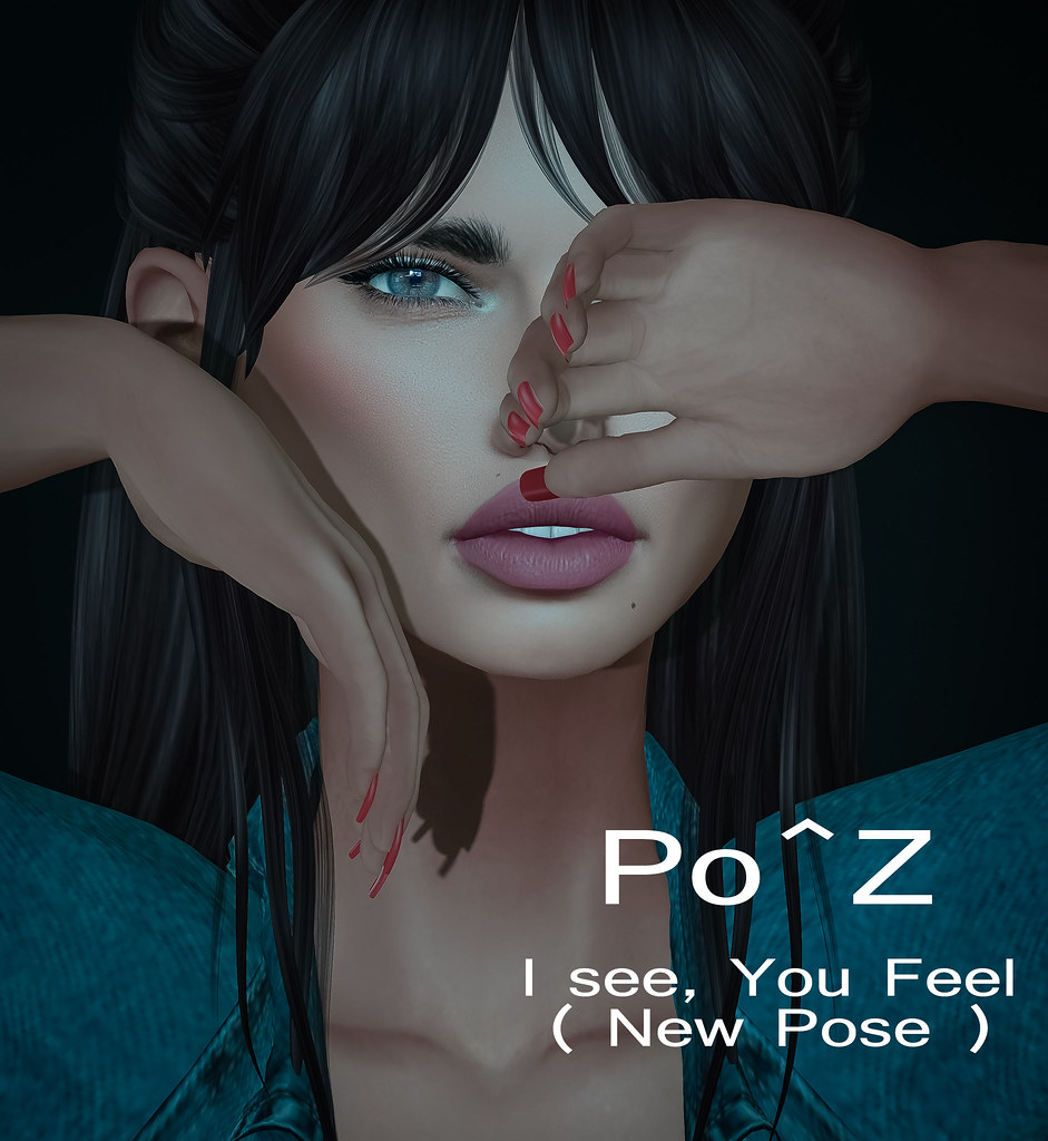 I see , You feel ( New Bento pose at Po^Z ) - TeleportHub.com Live!