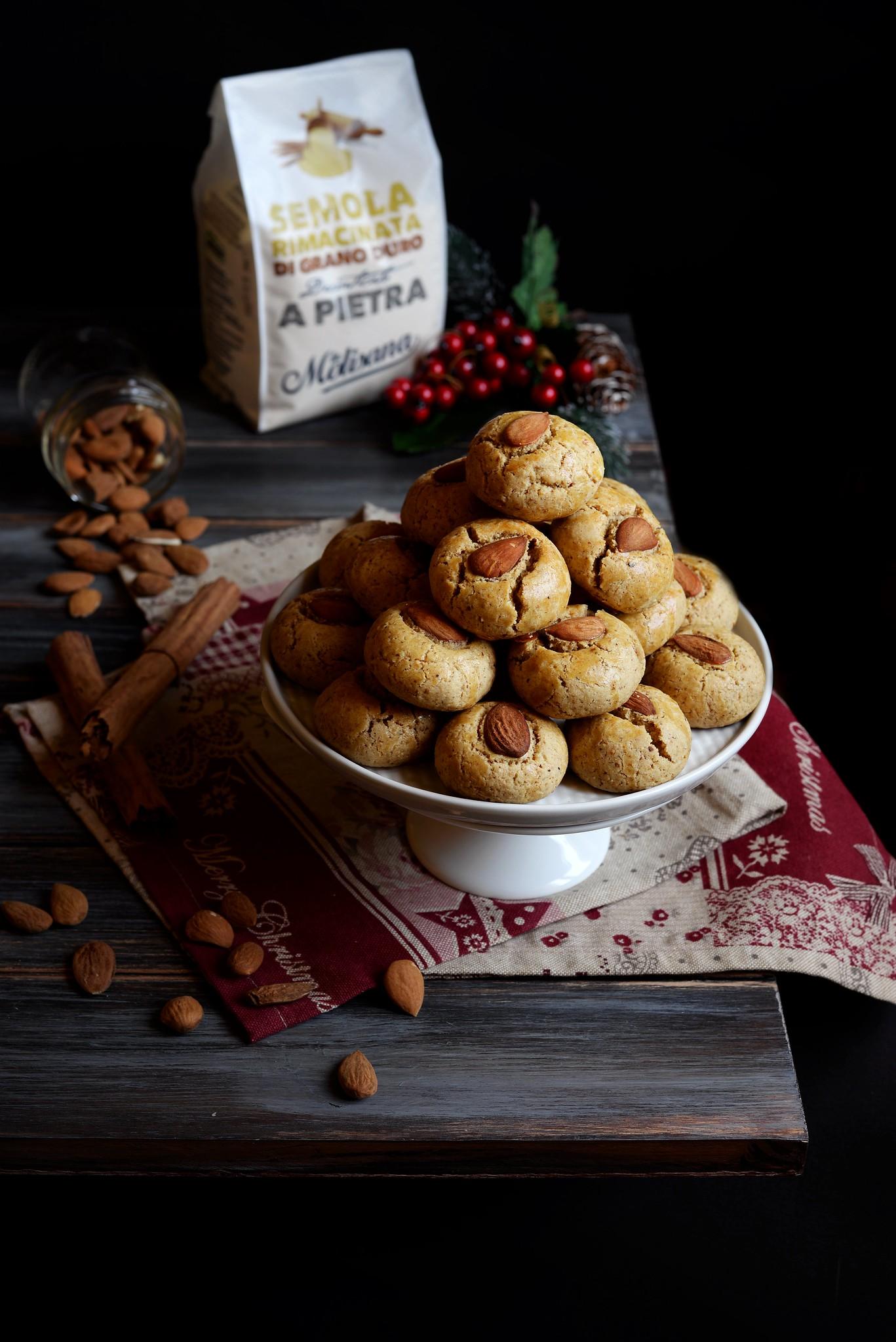 Biscotti Classici Di Natale.Biscotti Roccoco Farina Lievito E Fantasia