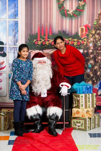Santa at Teecs-87
