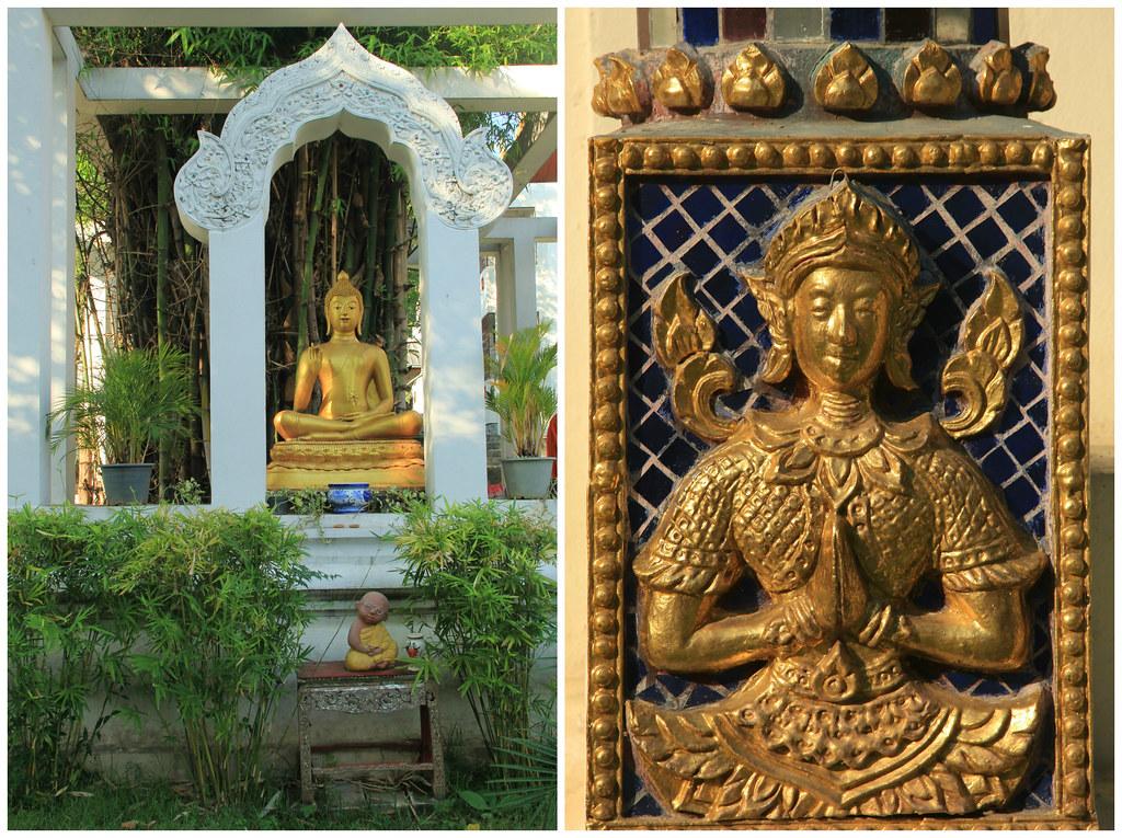 Buddhas, Wat Chiang Man